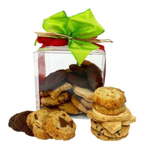 Caja de surtido de todas nuestras galletas