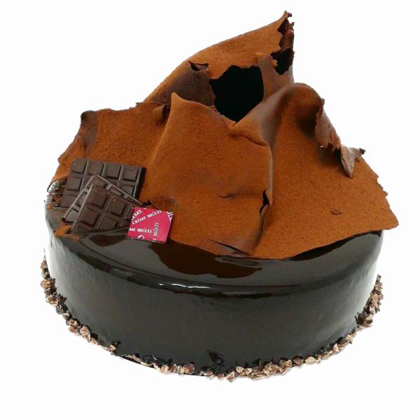 Tarta doble chocolate